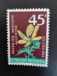 Sellos de Africa - Senegal -  Planta