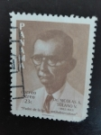 Stamps Panama -  Personajes