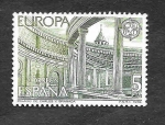 Stamps : Europe : Spain :  Edf 2474 - EUROPA CEPT