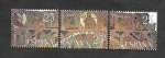 Stamps Spain -  Edf 2591 - Tapiz de la Creación (II Parte)