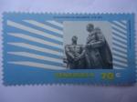 de America - Venezuela -  General José Francisco de San Martín (1778-1850) Bicentenario de su Nacimiento 1778-1978