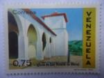 de America - Venezuela -  Municipio de Moruy(Est.Falcón) Iglesia de Moruy-San Nicolás de Bari, patrono