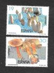 de Europa - España -  Micología