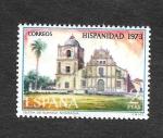 Sellos del Mundo : Europa : España : Edf 2155 - Hispanidad. Nicaragua