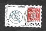 Stamps Spain -  Edf 2179 - Día Mundial del Sello