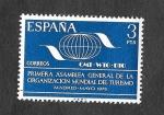 Stamps Spain -  Edf 2262 - I Asamblea General de la Organización Mundial del Turismo