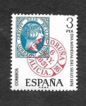 Stamps : Europe : Spain :  Día Mundial del Sello