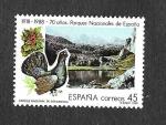 Sellos de Europa - España -  Edf 2937 - Turismo