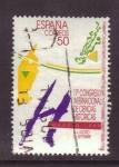 Sellos de Europa - España -  17º Congreso Intern. de Ciencias Históricas