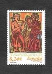 Sellos del Mundo : Europa : España : Edf 3817 - Milenario del Nacimiento de Santo Domingo de Silos