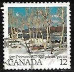Stamps Canada -  April in Algonquin Park