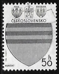 Stamps Czechoslovakia -  Kunštát