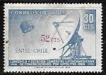 Sellos del Mundo : America : Chile : Satellite and Radar Station