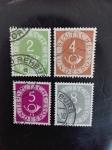 Stamps : Europe : Germany :  Corneta orreos