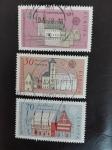 Sellos de Europa - Alemania -  Monumentos
