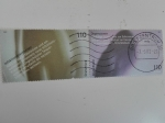 Stamps Germany -  Enfermedades