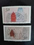 Sellos de Europa - Alemania -  Monumento