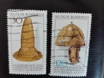 Stamps of the world : Germany :  Arqueologia