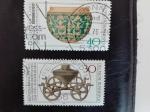 Sellos de Europa - Alemania -  Arqueologia