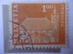 de Europa - Suiza -  Ayuntamiento de Freiburg