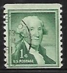 Stamps : America : United_States :  George Washington (1732-1799)