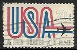 Stamps : America : United_States :  United States Air Mail