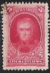 Stamps : America : Argentina :  Cornelio Saavedra (1759-1829)