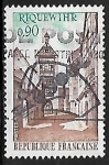 Stamps France -  Riquewihr