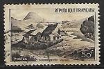 Stamps : Europe : France :  The Gerbier de Jonc (Vivarais)