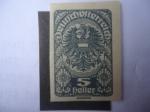 Stamps : Europe : Austria :  Escudo de Armas - Alegoría - Animales heráldicos.