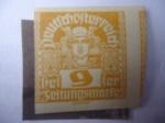 Stamps : Europe : Austria :  Dios Mercurio - Mitología.