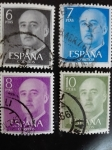 Sellos de Europa - España -  Franco el Caudillo
