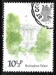 Sellos de Europa - Reino Unido -  Palacio de Buckingham