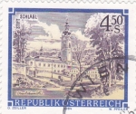 Stamps : Europe : Austria :  Monasteries and Abbeys