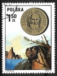 Stamps of the world : Poland :  Benedykt Tadeusz Dybowski