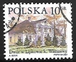 Stamps of the world : Poland :  Edificios