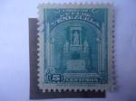 Sellos de America - Venezuela -  Monumento y Urna Cineraria del Libertador Simón Bolívar - 110 Aniversario de su Muerte
