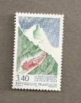 Stamps Europe - France -  El tren de Artouste