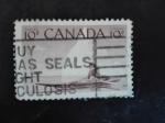 Sellos de America - Canadá -  Naturaleza