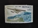Stamps Monaco -  Aviacion