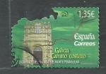 Sellos del Mundo : Europa : España :  camino costero Galicia