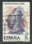 Sellos de Europa - España -  Juan Vazquez de Coronado