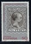 Sellos de Europa - España -  centenario 1 er edicion Alfonso  XIII