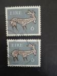 Stamps Ireland -  Arte