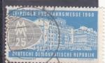 Stamps Germany -  Edificios | Ferias Comerciales