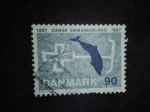 Stamps Denmark -  Fauna