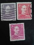 Sellos de Europa - Dinamarca -  Rey Cristian X