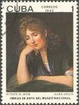 Stamps : America : Cuba :  Pinturas del Museo Nacional