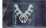 Stamps United States -  ARTESANÍA INDIOS NAVAJOS