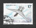 Stamps Russia -  Vuelo sin Motor